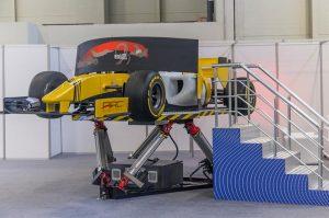 6 Dof Full Motion Formula Simulator