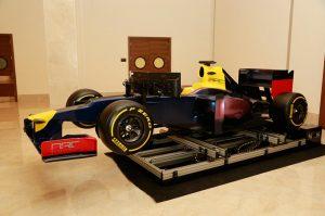 3 Dof Formula Simulator