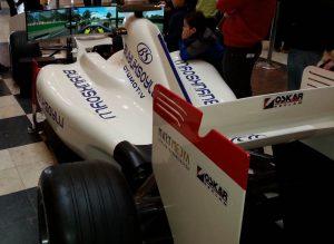 Formula Show Car & Static Simulator