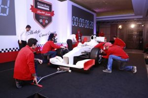 Formula Pit-Stop Challenge