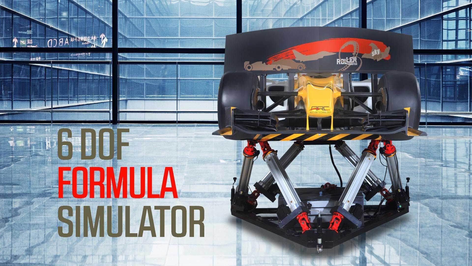 6 Dof Simulator