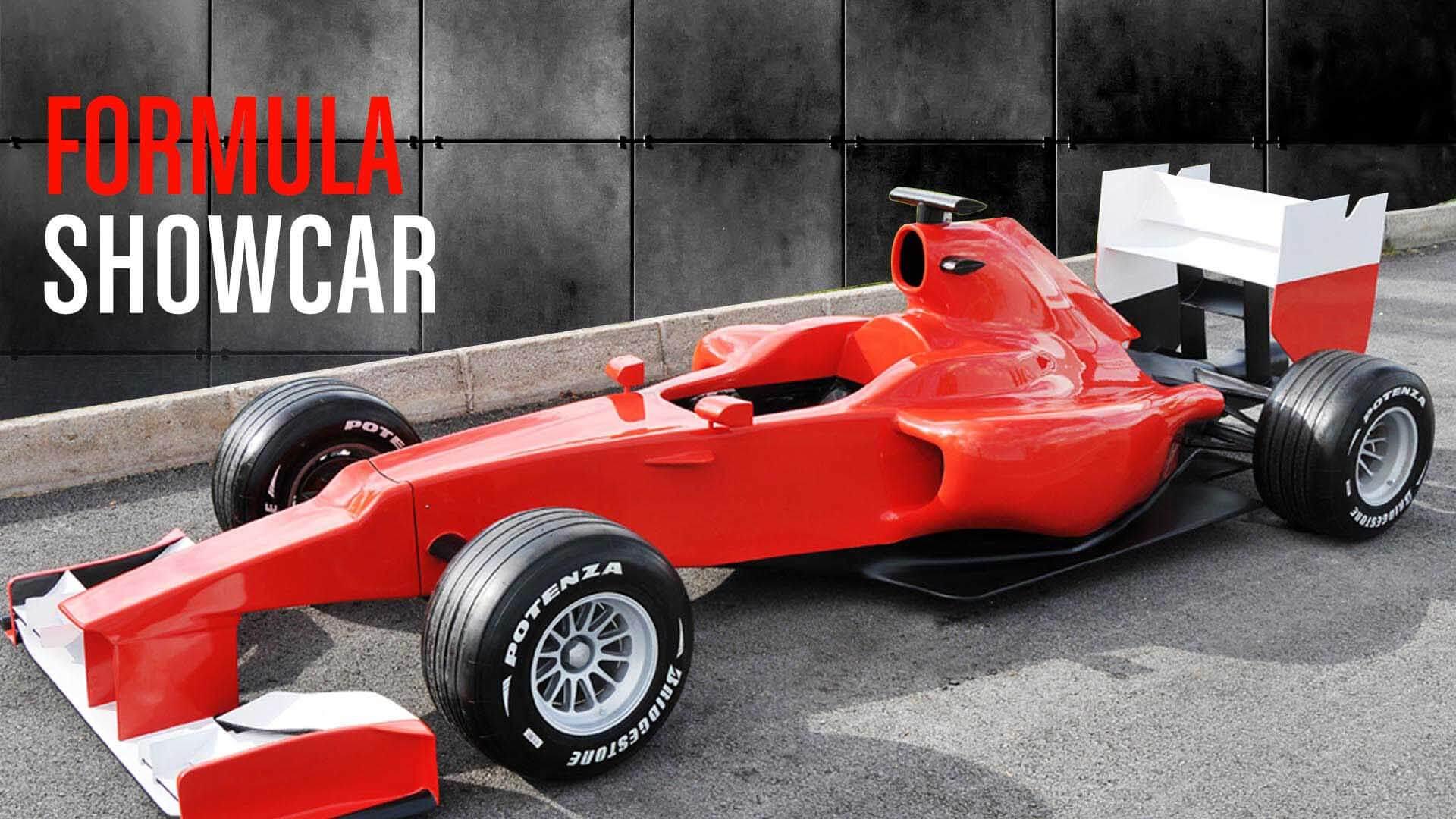 Formula Showcar